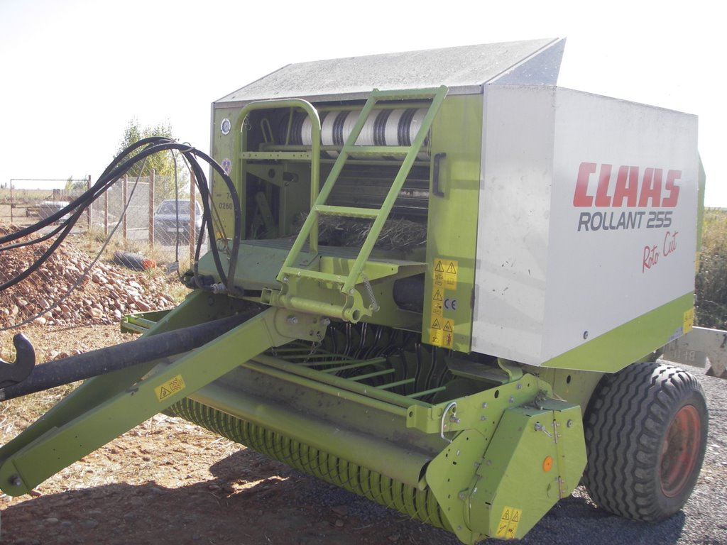 pin claas baler rollant 34 44 62 85 brochure 8 page in